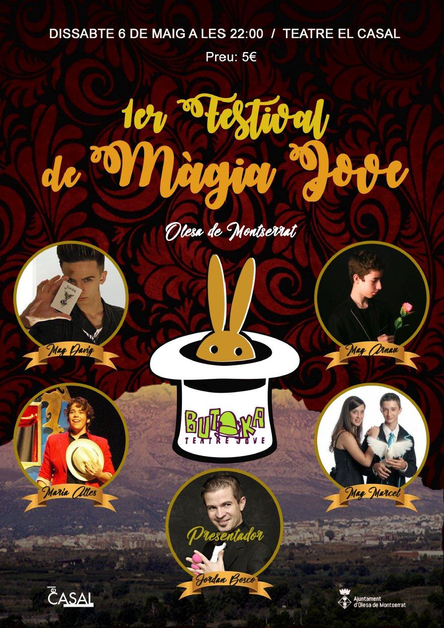 Festival Màgia Jove - Olesa